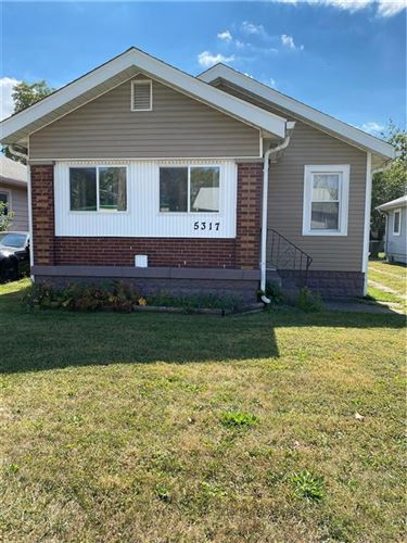 Photo of 5317 English Avenue, Indianapolis, IN 46219 (MLS # 21742364)