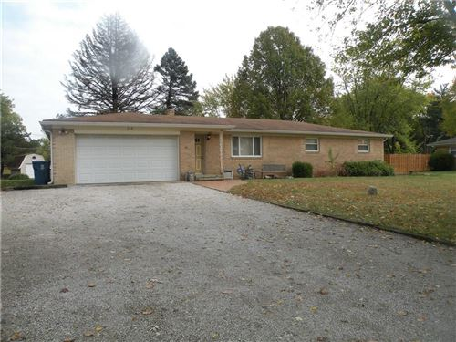 Photo of 215 Heather Drive, Indianapolis, IN 46214 (MLS # 21748365)