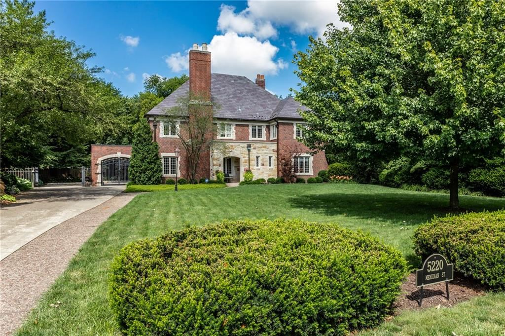 5220 North Meridian Street, Indianapolis, IN 46208 - #: 21725365