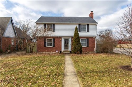 Photo of 990 North BOLTON Avenue, Indianapolis, IN 46219 (MLS # 21696366)