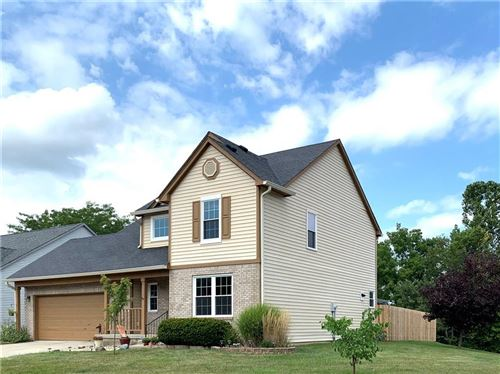 Photo of 8726 TIMBERBLUFF Court, Indianapolis, IN 46234 (MLS # 21736366)