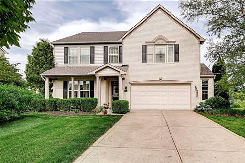 Photo of 13641 Alvernon Place, Fishers, IN 46038 (MLS # 21787366)