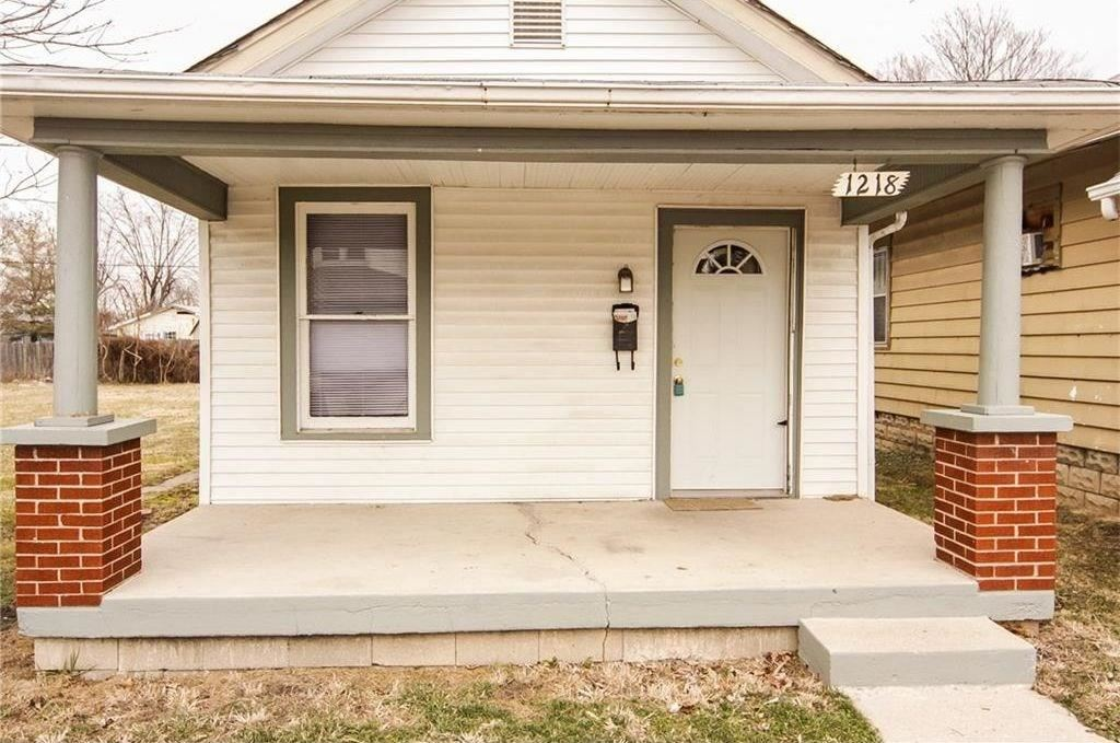 1218 Bacon Street, Indianapolis, IN 46227 - #: 21691366