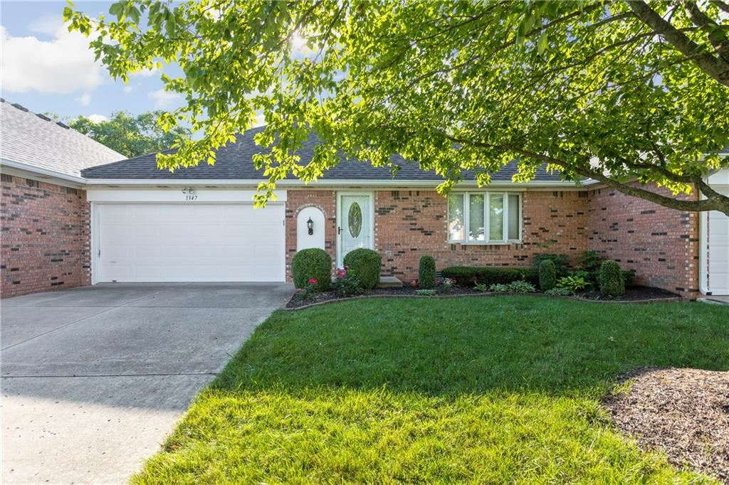 Photo of 1347 East Holiday Lane East #19/32, Brownsburg, IN 46112 (MLS # 21722366)