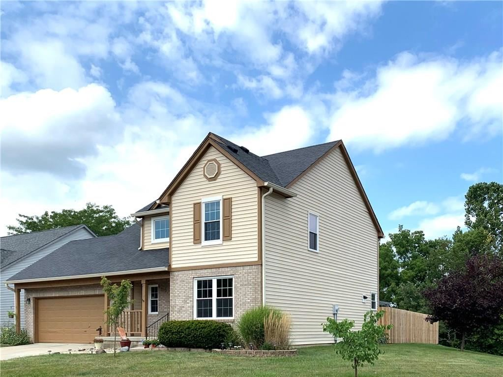 8726 TIMBERBLUFF Court, Indianapolis, IN 46234 - #: 21736366