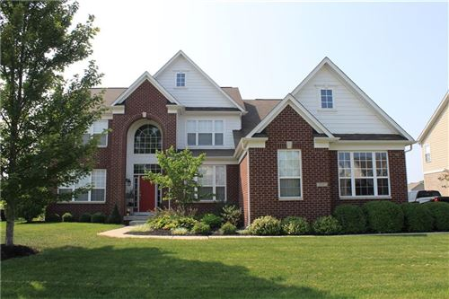 Photo of 15357 Ackerley Drive, Fishers, IN 46040 (MLS # 21688367)