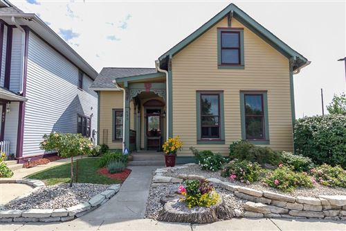 Photo of 435 FULTON Street, Indianapolis, IN 46202 (MLS # 21736367)