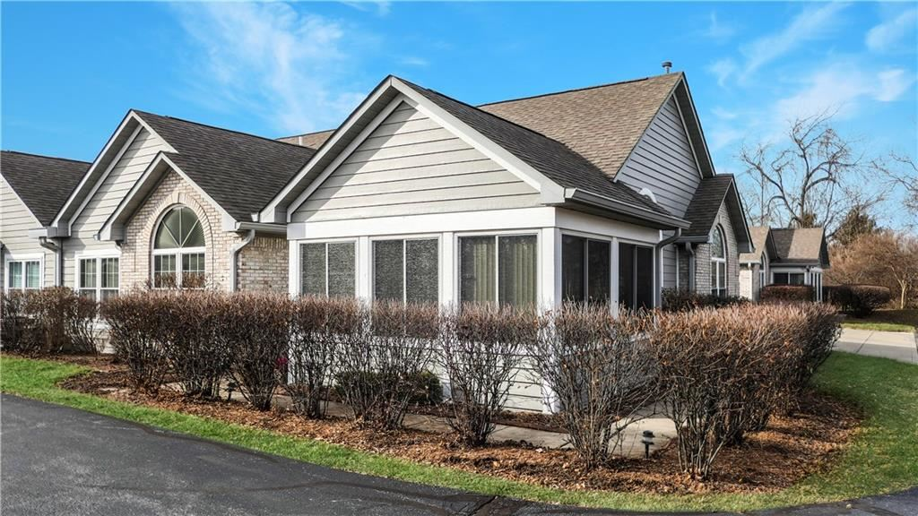 5808 Quail Roost Court, Indianapolis, IN 46237 - #: 21681368