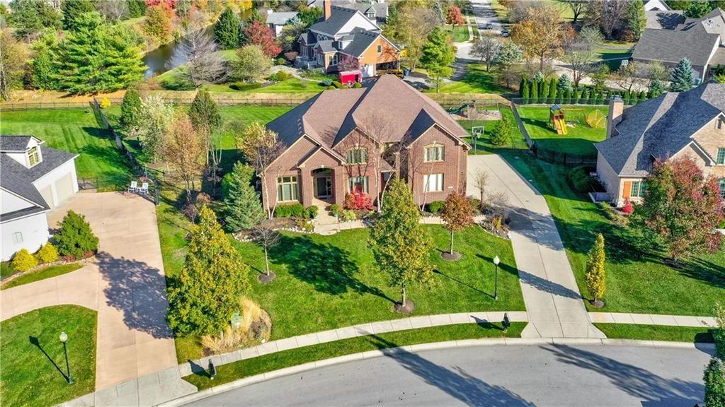 Photo of 10749 English Oaks Drive, Carmel, IN 46032 (MLS # 21750368)