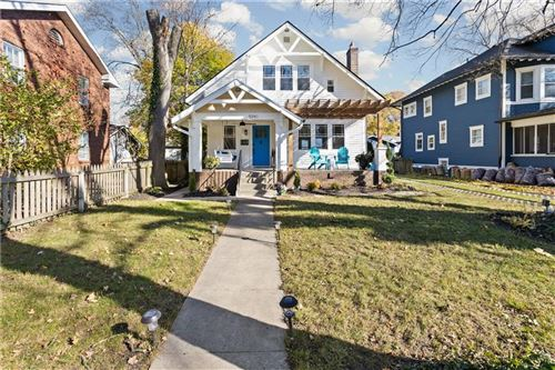 Photo of 5941 North College Avenue, Indianapolis, IN 46220 (MLS # 21751369)