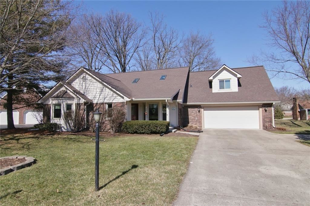 13615 Thistlewood W Drive, Carmel, IN 46032 - #: 21769369
