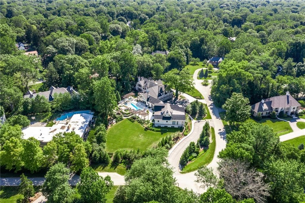 520 Willow Spring Road, Indianapolis, IN 46240 - #: 21723370