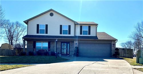 Photo of 2133 WINDY HILL Court, Indianapolis, IN 46239 (MLS # 21768371)
