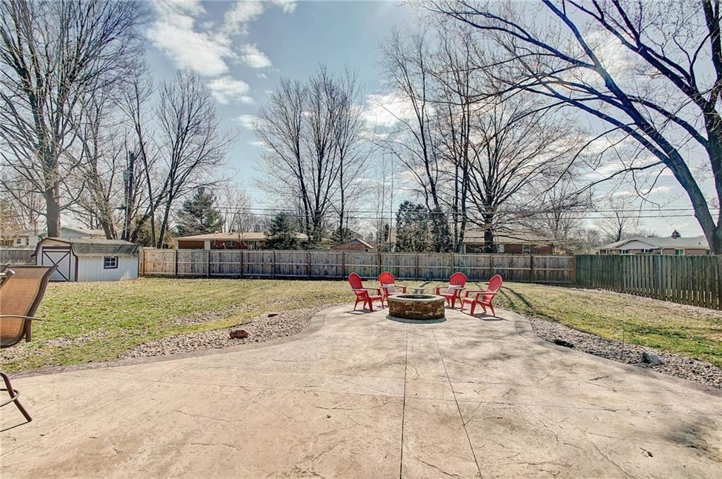 Photo of 8415 Los Robles Road, Fishers, IN 46038 (MLS # 21698371)