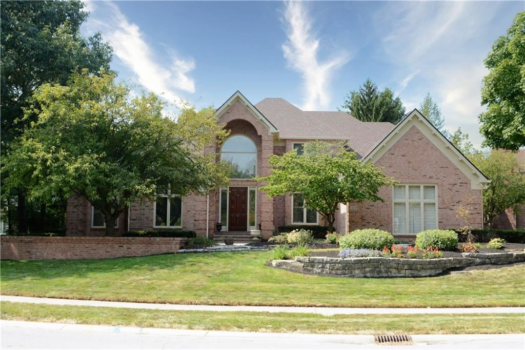 13638 SMOKEY RIDGE Place, Carmel, IN 46033 - #: 21736372