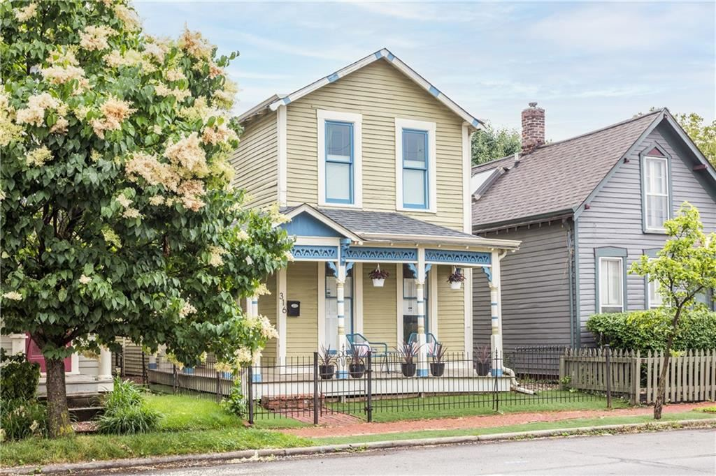 316 N College Avenue, Indianapolis, IN 46202 - MLS#: 21789372