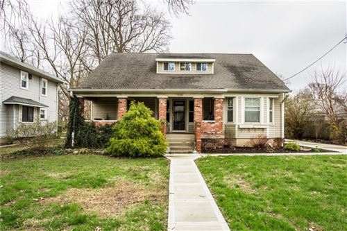Photo of 5241 North COLLEGE Avenue, Indianapolis, IN 46220 (MLS # 21703373)