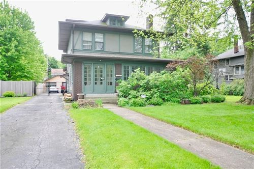 Photo of 5365 Central Avenue, Indianapolis, IN 46220 (MLS # 21712373)