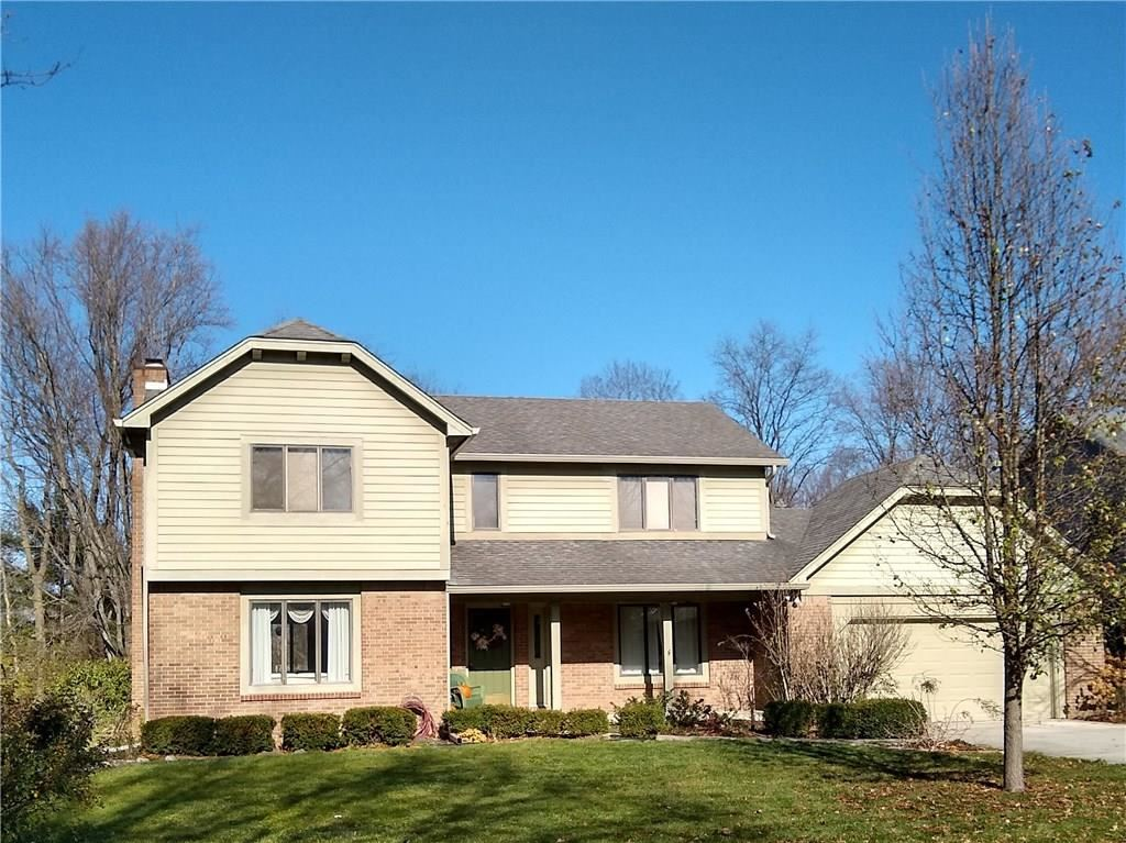 7318 EASTWICK Lane, Indianapolis, IN 46256 - #: 21752373