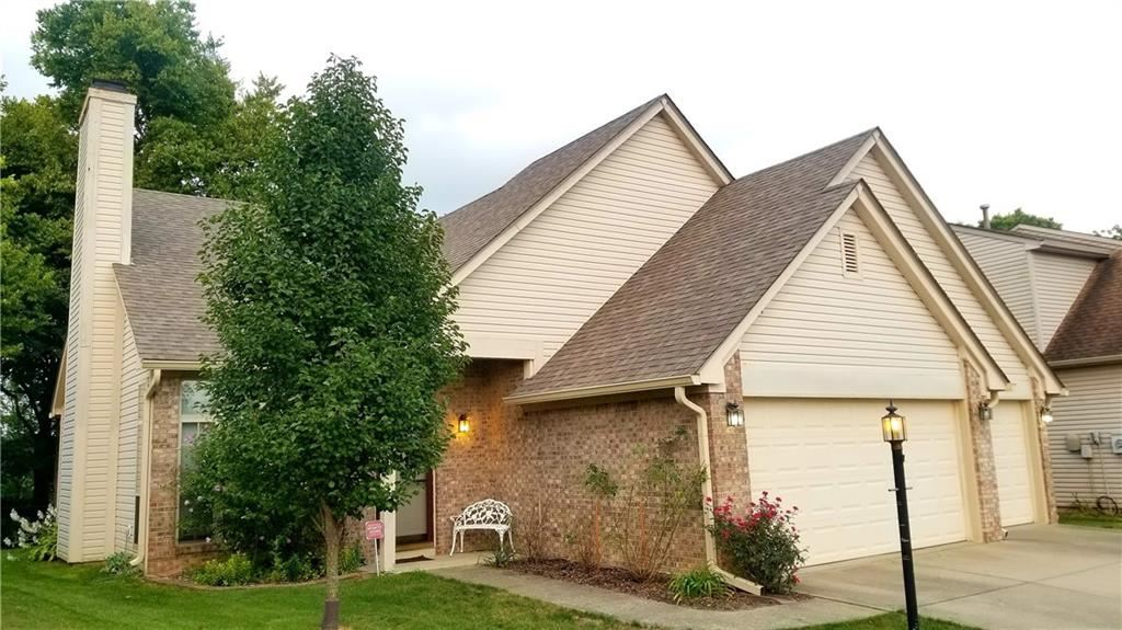 829 Pioneer Woods Drive, Indianapolis, IN 46224 - #: 21673374