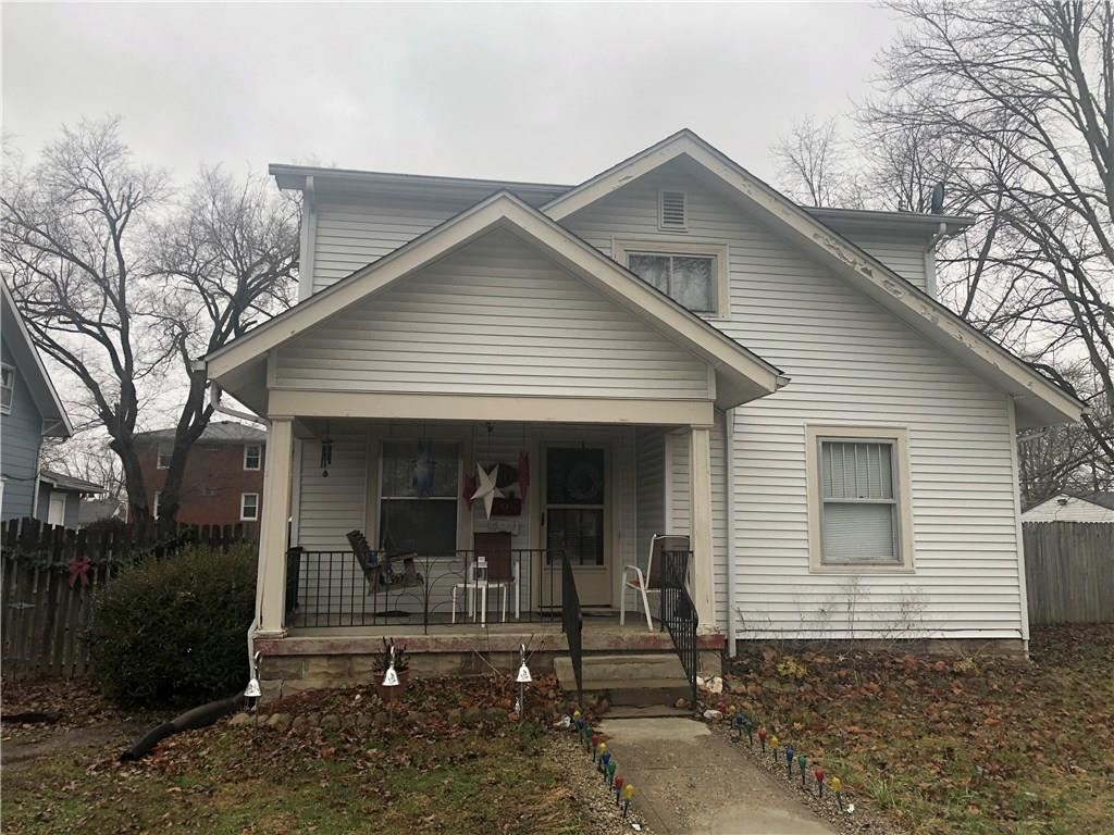 110 South Starter Street, Indianapolis, IN 46229 - #: 21687375