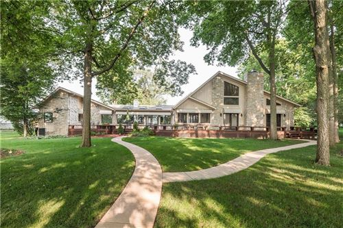Photo of 4957 Fall Creek Road, Indianapolis, IN 46220 (MLS # 21589376)
