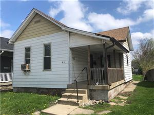 Photo of 1813 South East, Indianapolis, IN 46225 (MLS # 21637376)