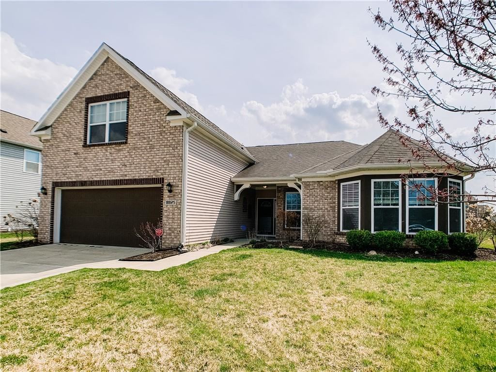 Photo of 8825 NEW HERITAGE Court, Indianapolis, IN 46239 (MLS # 21776376)