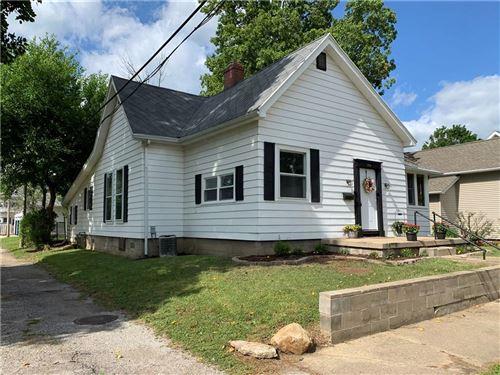 Photo of 710 West Pike Street, Crawfordsville, IN 47933 (MLS # 21724377)