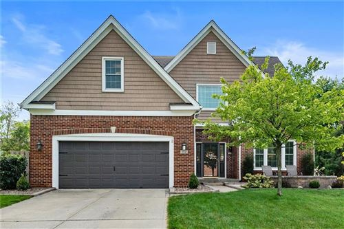 Photo of 13545 COURTNEY Drive, Fishers, IN 46038 (MLS # 21806377)