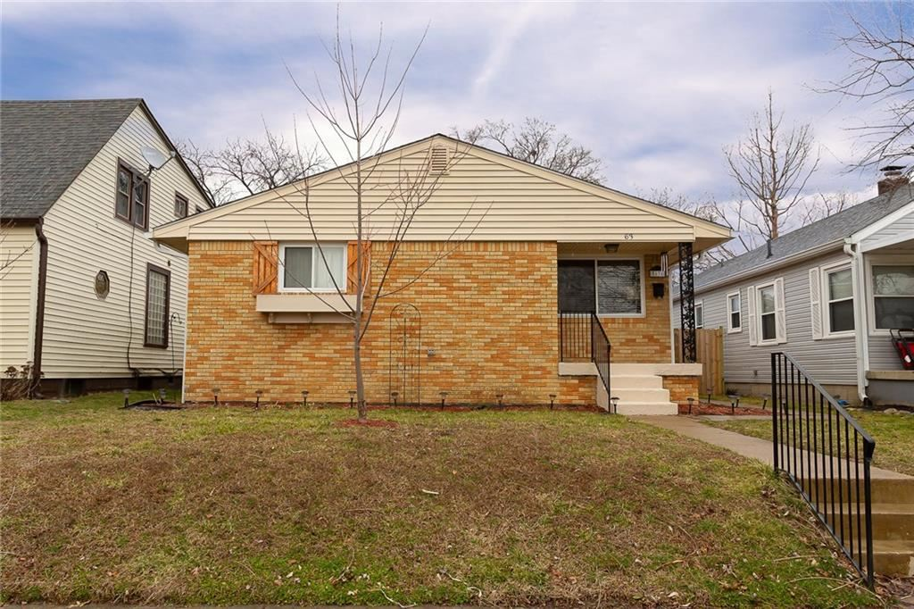 63 South 5th Avenue, Beech Grove, IN 46107 - #: 21694377