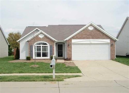 Photo of 10663 Kyle Court, Fishers, IN 46037 (MLS # 21724378)