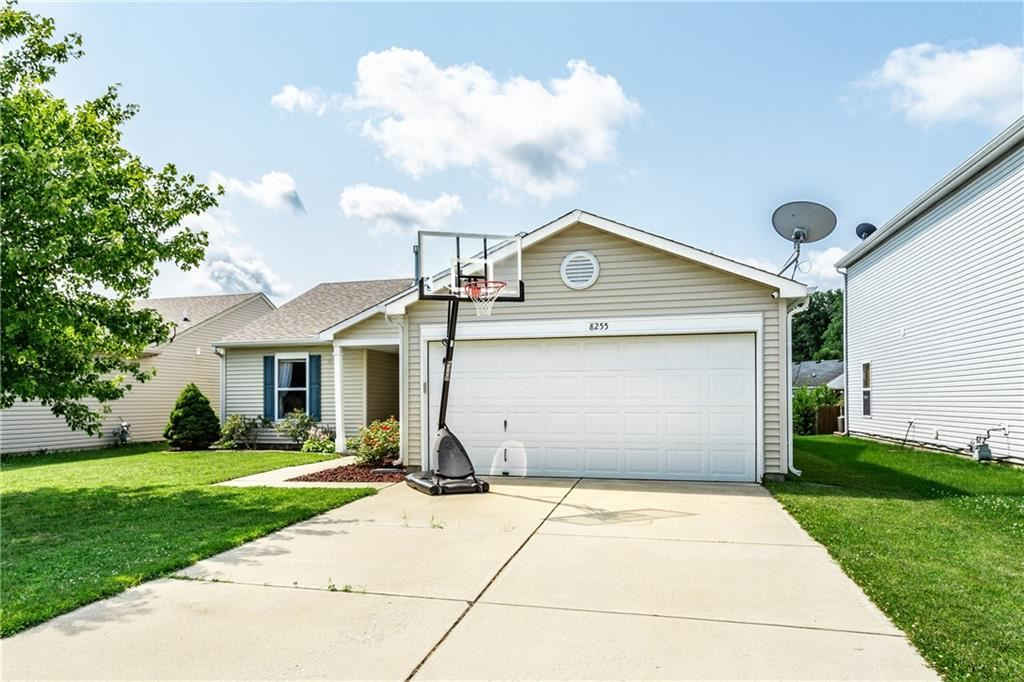 8255 Spring Wind Drive, Indianapolis, IN 46239 - MLS#: 21792378
