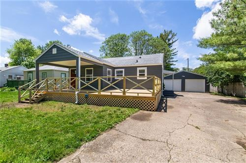 Photo of 210 South BUTLER Avenue, Indianapolis, IN 46219 (MLS # 21705379)