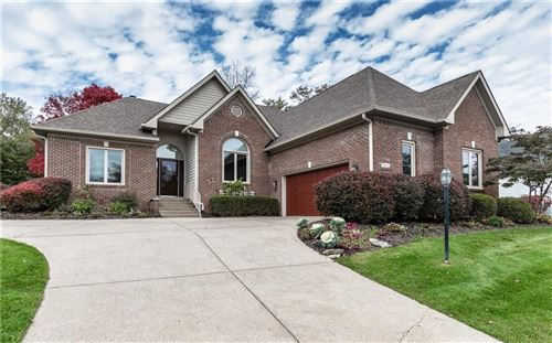 Photo of 8112 Knollcreek Circle, Indianapolis, IN 46256 (MLS # 21749379)