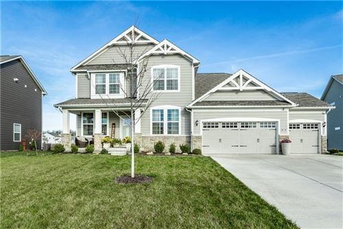 Photo of 15662 Bellevue Circle, Fishers, IN 46037 (MLS # 21754379)