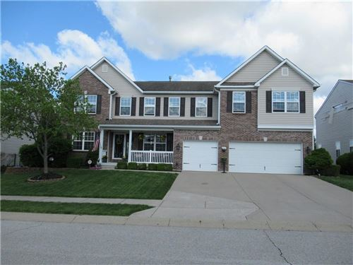 Photo of 258 Green Meadow Drive, Indianapolis, IN 46229 (MLS # 21783379)