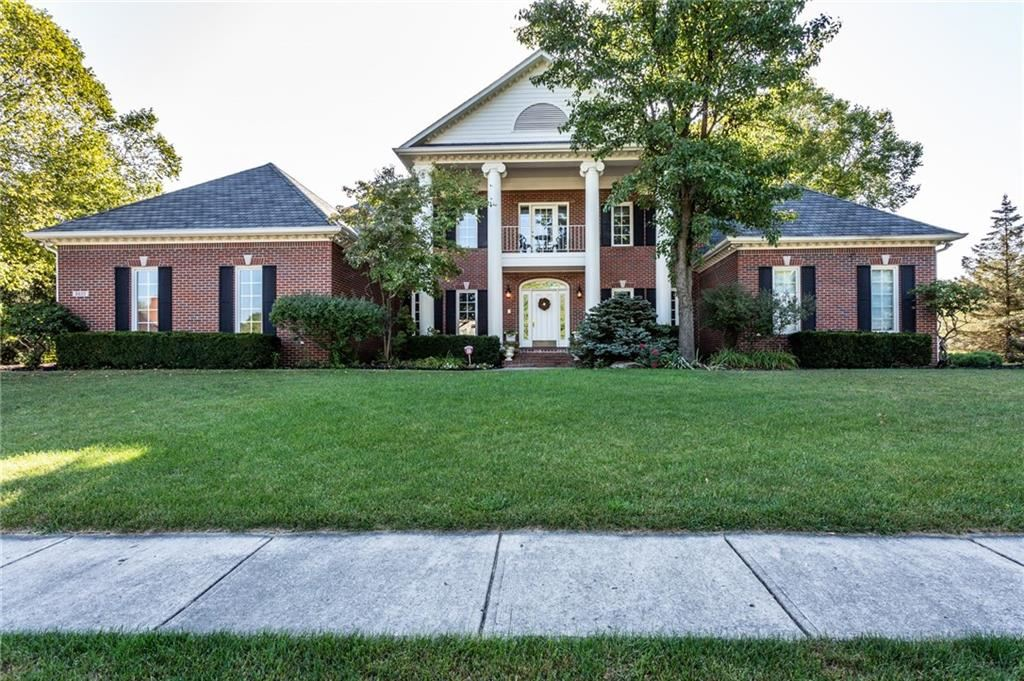 6633 Greenridge Drive, Indianapolis, IN 46278 - #: 21680379