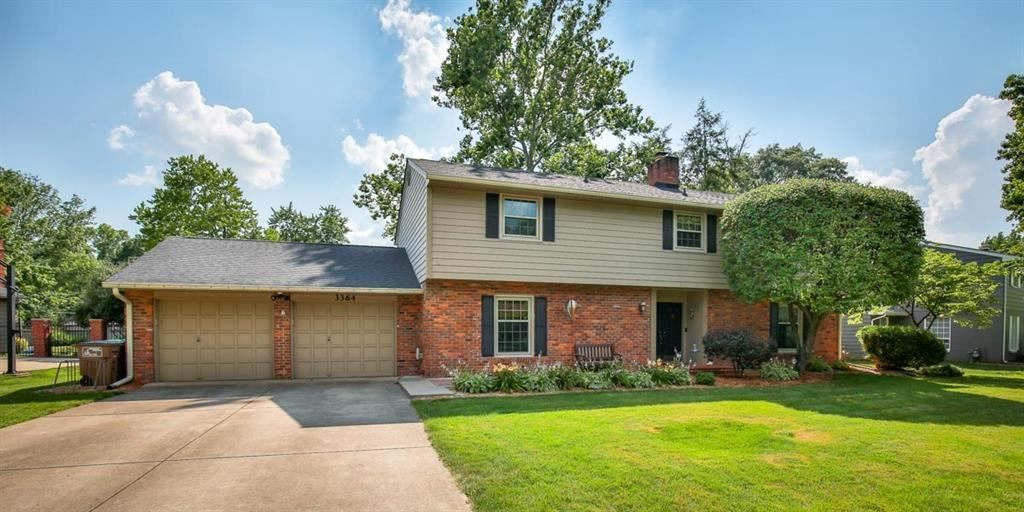 3364 WOODLAND Parkway, Columbus, IN 47203 - #: 21723379