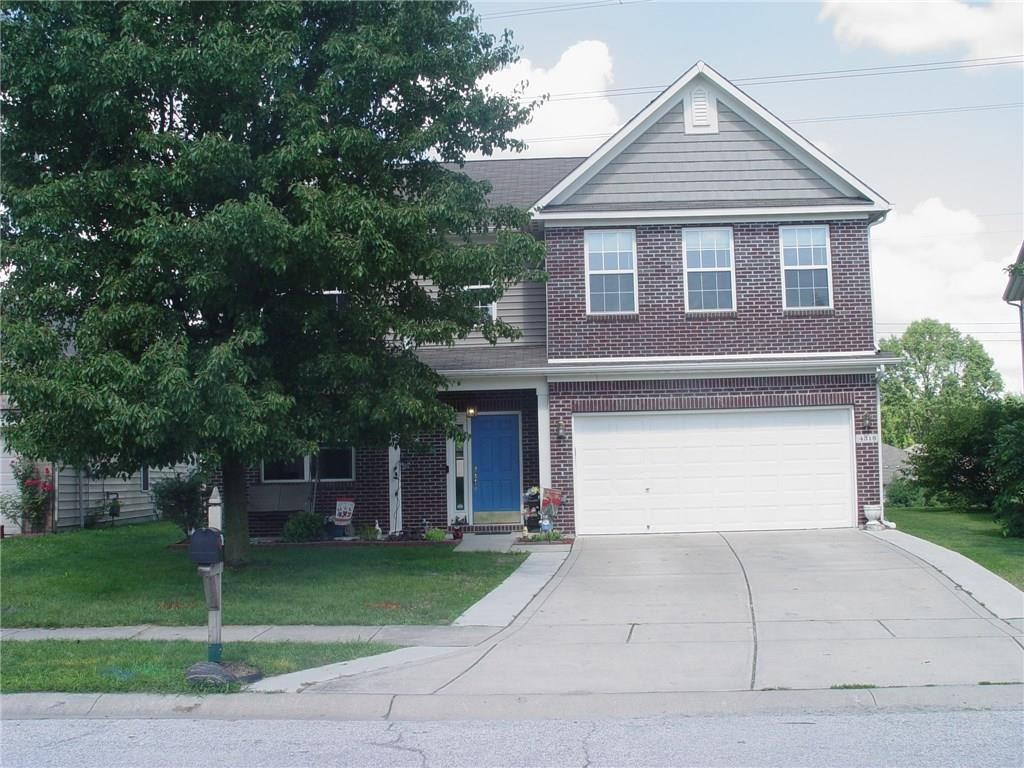 4318 Valley Trace Drive, Indianapolis, IN 46237 - #: 21730379