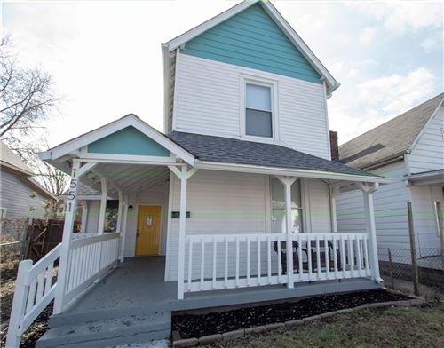 Photo of 1551 ENGLISH Avenue, Indianapolis, IN 46201 (MLS # 21680380)