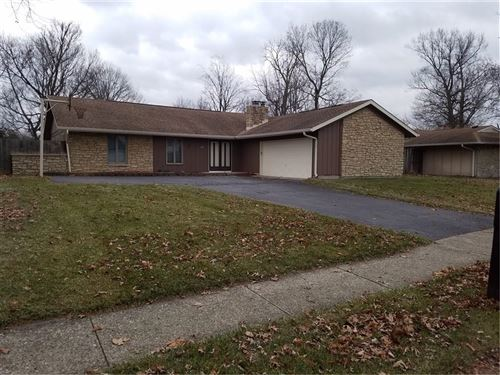 Photo of 1319 North Eaton Avenue, Indianapolis, IN 46219 (MLS # 21685380)