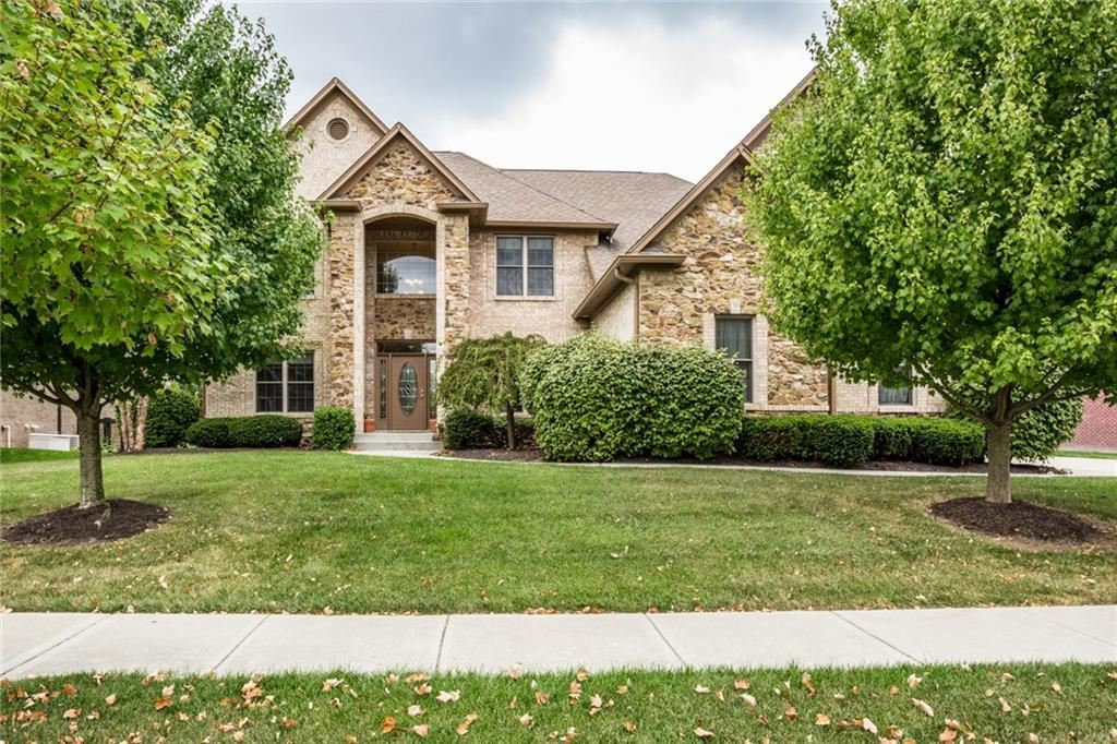 10218 FOREST MEADOW Circle, Fishers, IN 46040 - #: 21670380