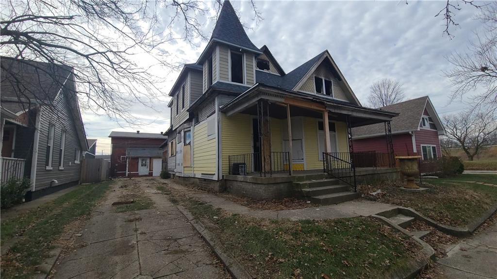 929 Sanders Street, Indianapolis, IN 46203 - #: 21760380