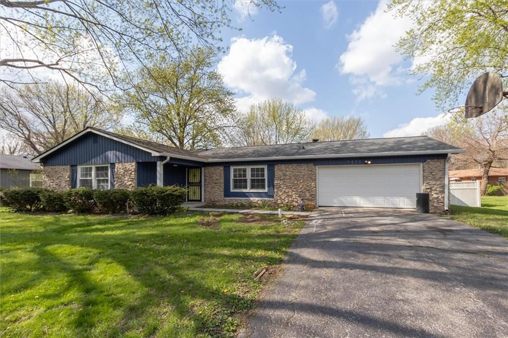 3428 Ellyn Drive, Indianapolis, IN 46228 - #: 21709381