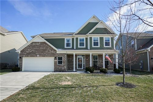 Photo of 15752 Millwood Drive, Noblesville, IN 46060 (MLS # 21690382)