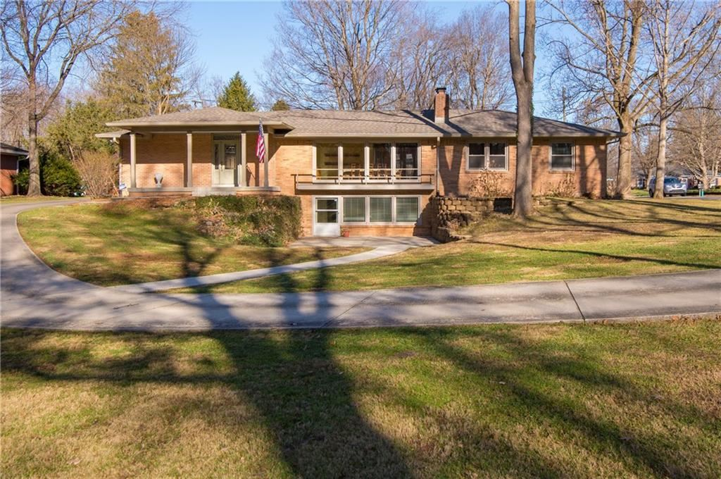 3646 East 71st Street, Indianapolis, IN 46220 - #: 21683382