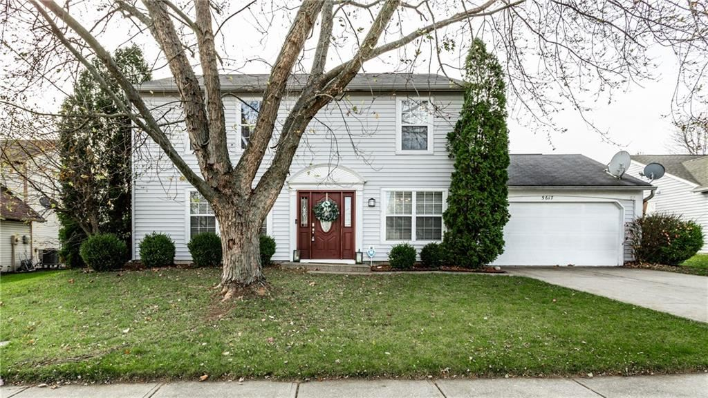 5617 Portwood Place, Indianapolis, IN 46254 - #: 21752382