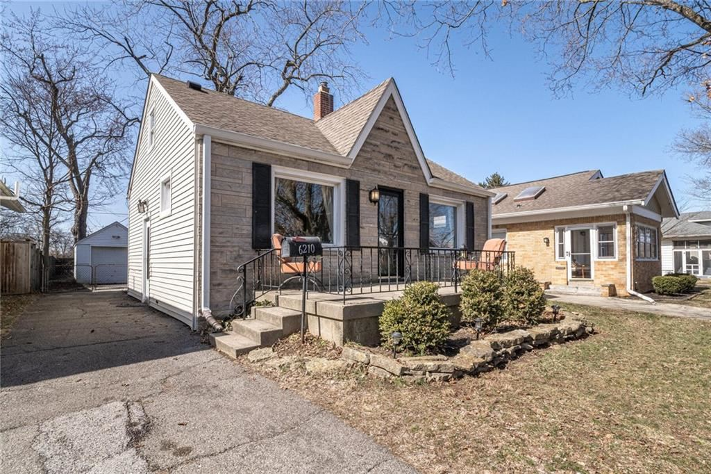 6210 Haverford Avenue, Indianapolis, IN 46220 - #: 21769382