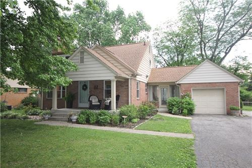 Photo of 6309 North Temple Avenue, Indianapolis, IN 46220 (MLS # 21718383)